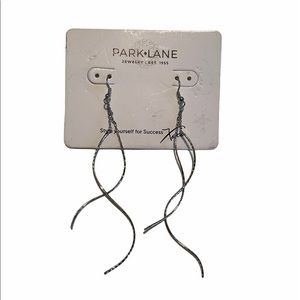 Park Lane Silver Dangle Earrings